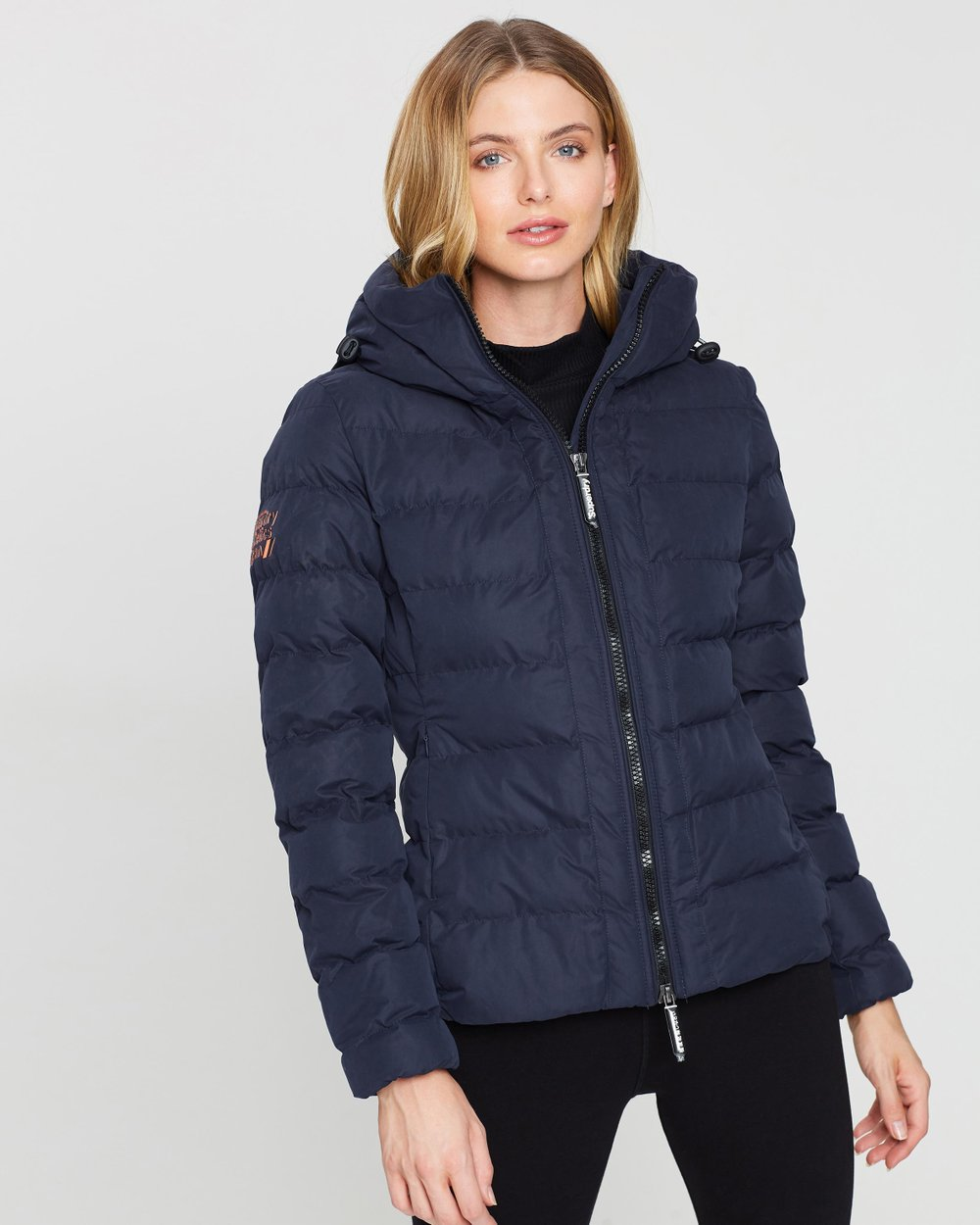 01db6a55 SDX Arctic Hooded Jacket by Superdry Online | THE ICONIC | Australia