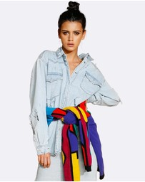 Stylekeepers - The Day Off Denim Shirt