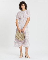 Faithfull The Brand - Beline Midi Dress