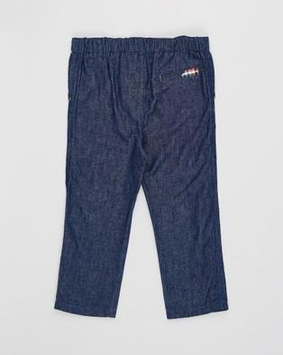Pappe Agnes Jeans   Babies Kids - Jeans (Mid Blue)