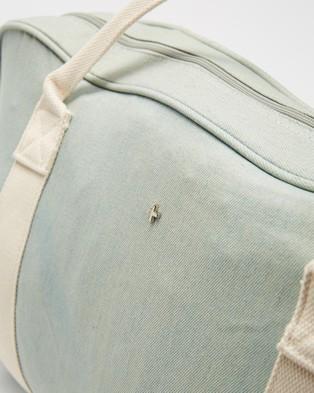 PETA AND JAIN Sayonora Large Tote Bag - Bags (Light Blue Denim)