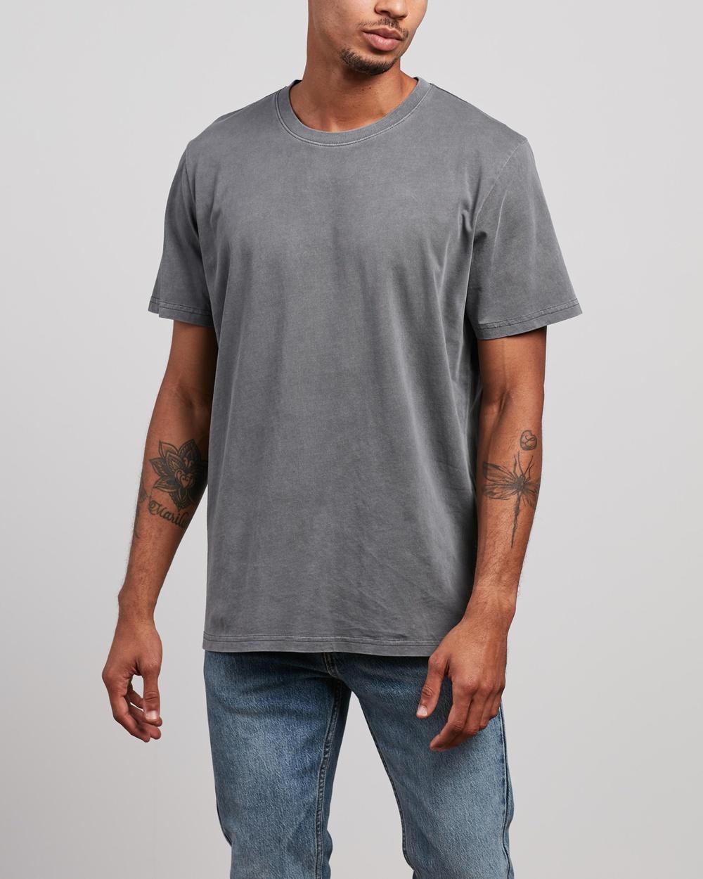 Neuw - Band Tee - T-Shirts & Singlets (Graphite Grey) Band Tee