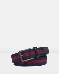 Buckle - Panama 35mm Plaited Belt
