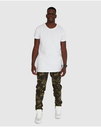 Doubs Clothing - Camo Joggers