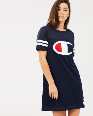 Champion – Jersey Dress Navy