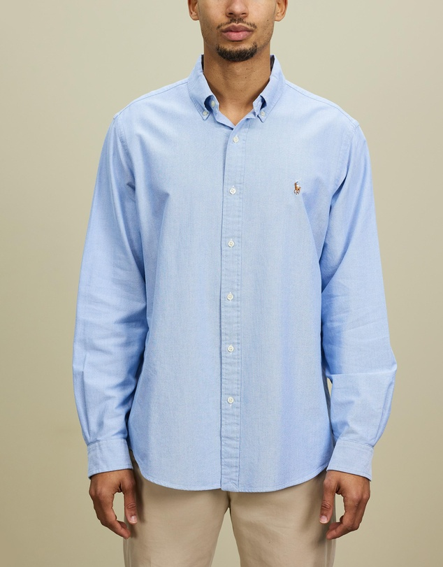 1ed9ee1b2 Cotton Oxford Sport Shirt by Polo Ralph Lauren Online | THE ICONIC |  Australia