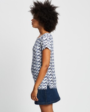 Marcs McCoy Stripe Top - T-Shirts & Singlets (Multi)