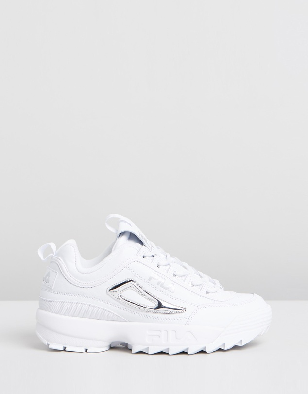Fila - Disruptor II Metallic Accent - Women's