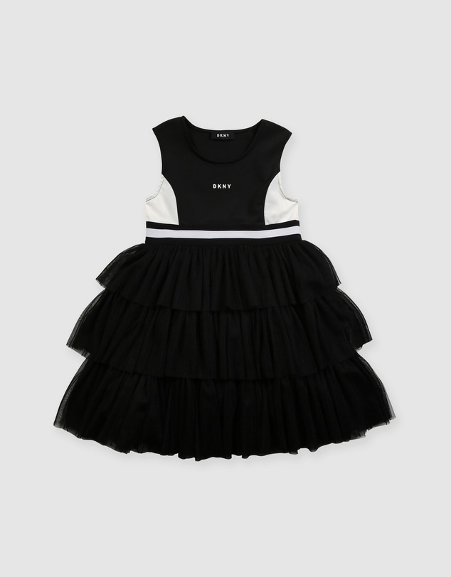 DKNY - Tulle Dress - Kids-Teens