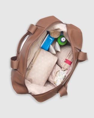 Babymel Stef Bag - Bags (Tan)