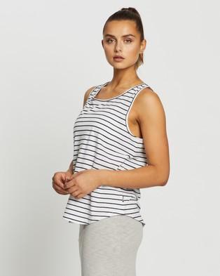 Bonds - Lady Tank Muscle Tops (White & Black)
