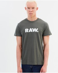 G-Star RAW - Holorn SS Tee
