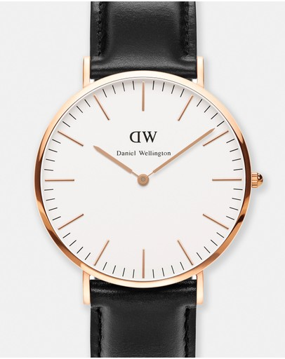 Daniel Wellington - Classic Sheffield Rose Gold 40mm