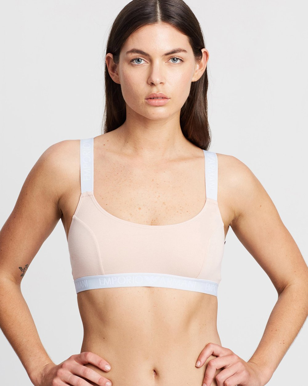 72daf7baeb Knitted Bralette by Emporio Armani Online
