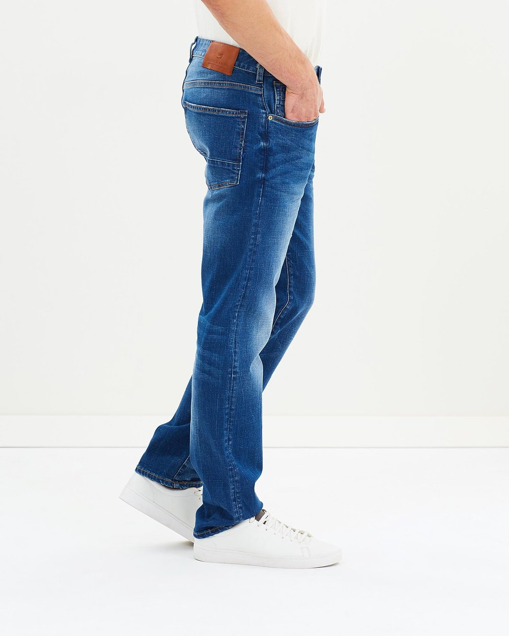 63e6952bc Vernon Kimono Yes Jeans by Scotch & Soda Online | THE ICONIC | Australia