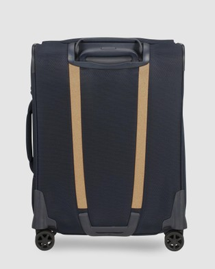 Samsonite Spark SNG Eco Spinner 55 Top Pocket - Travel and Luggage (Eco Blue)