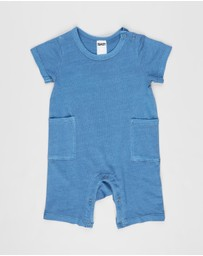 Cotton On Baby - Beau Playsuit - Babies