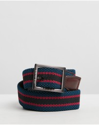 Ted Baker - Greep Reversible Elastic Belt