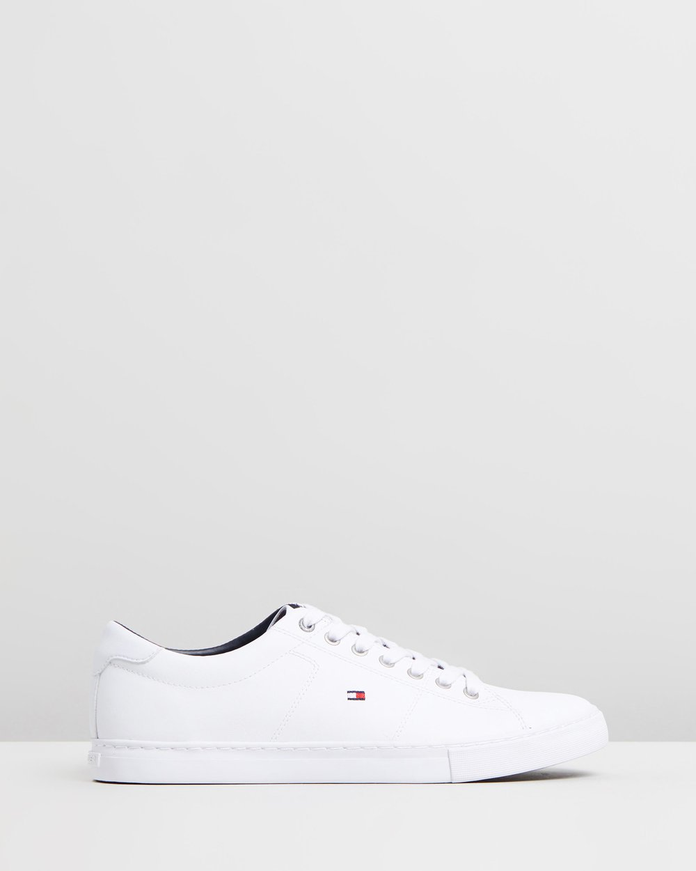 a8a9b90aadee2 Essential Leather Sneakers by Tommy Hilfiger Online