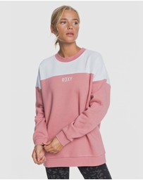 Roxy - Womens For The First Time Sweatshirt