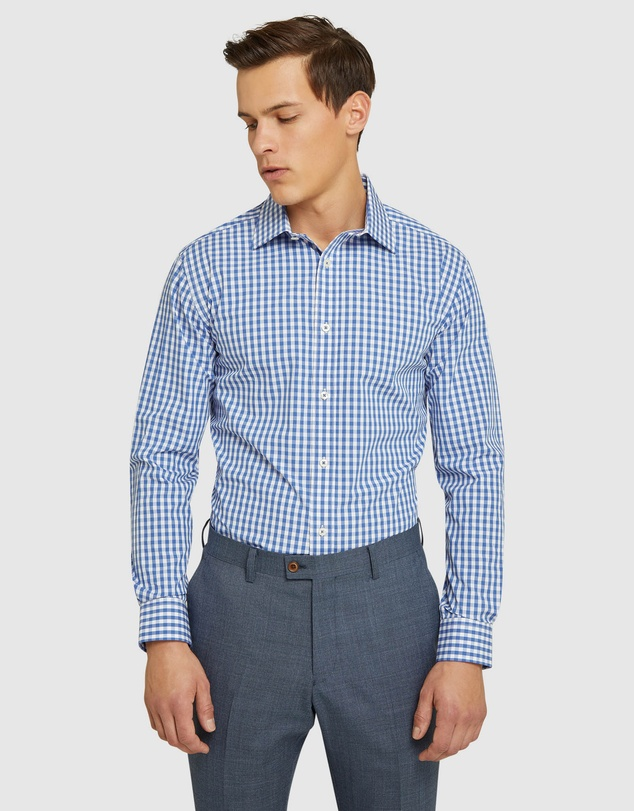 Oxford - Islington Checked Regular Fit Shirt