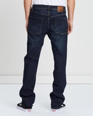 Volcom Kinkade Regular Fit Jeans - Jeans (Blue)