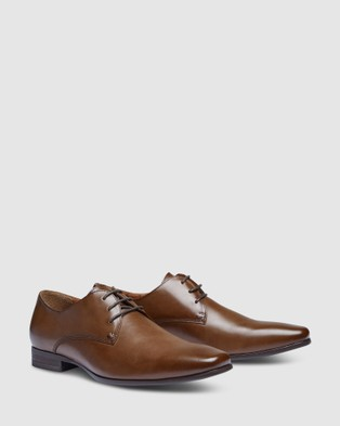 Tarocash Jonah Dress Shoes - Dress Shoes (CHOCOLATE)