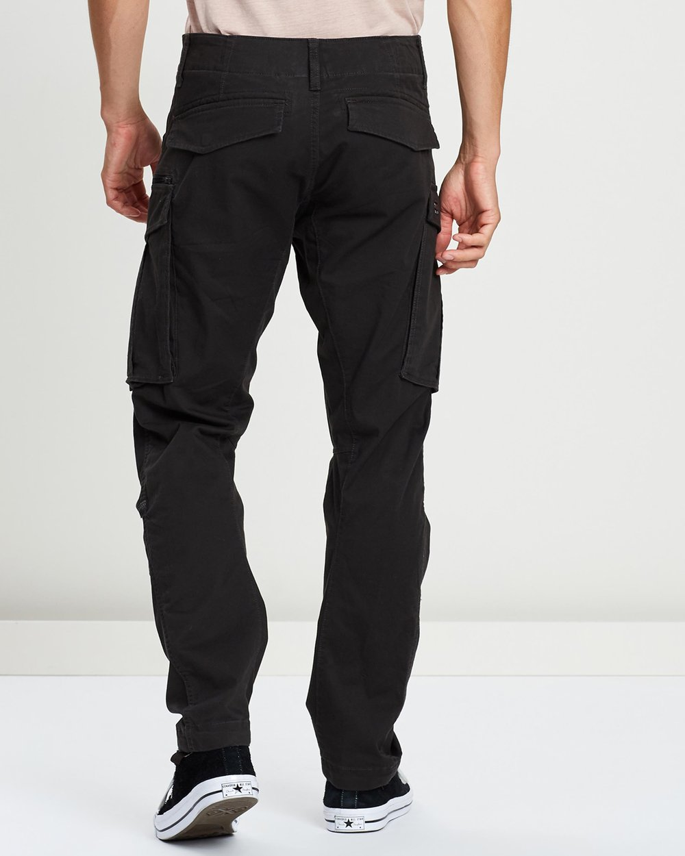 5b54e4de2b7 Rovic Zip 3D Tapered Pants by G-Star RAW Online | THE ICONIC | Australia