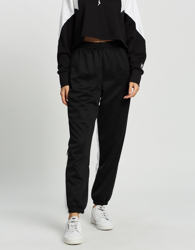 Women Large Logo Track Pants