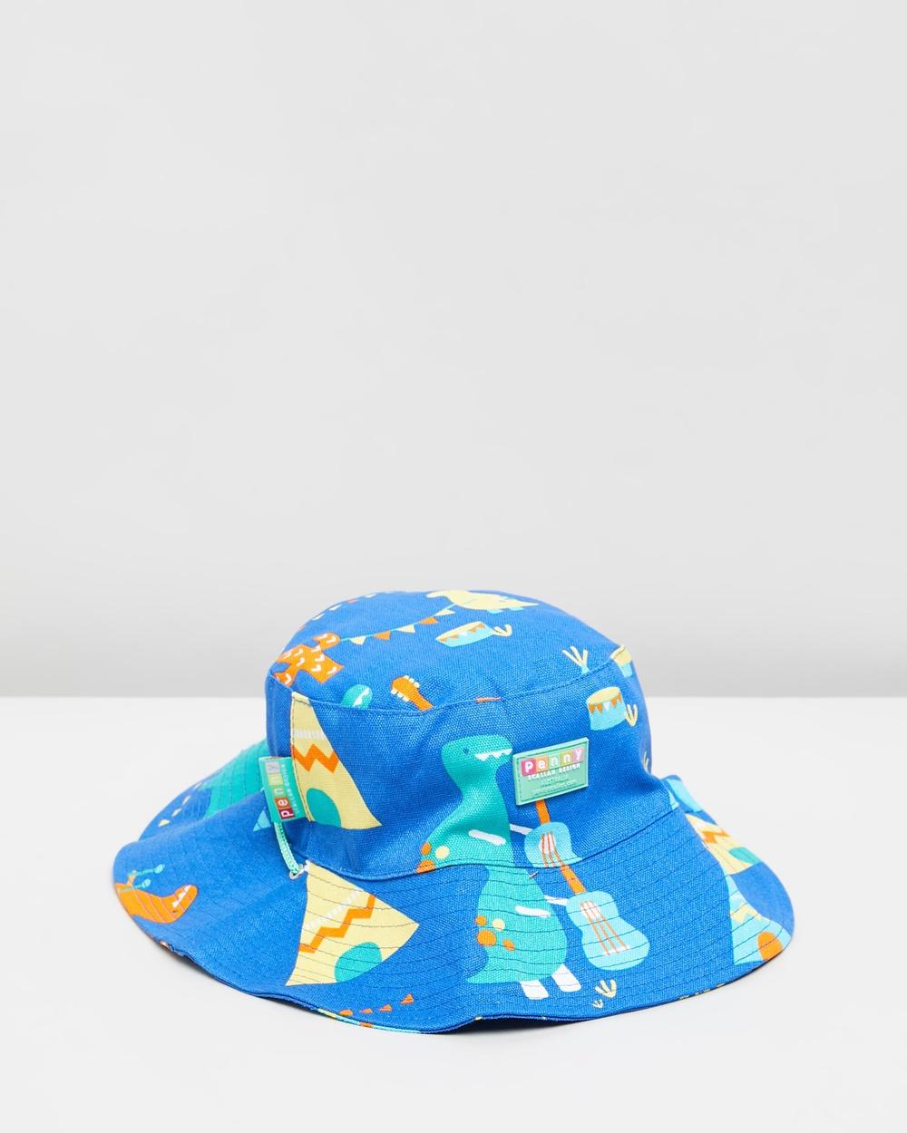 Penny Scallan ?Bucket Hat Hats Dino Rock