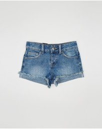 Amy Denim Walkshorts - Teens