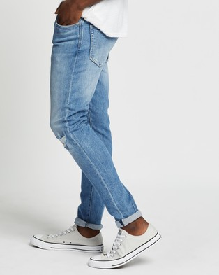 Neuw Ray Tapered Jeans - Tapered (Kimbie Torn)