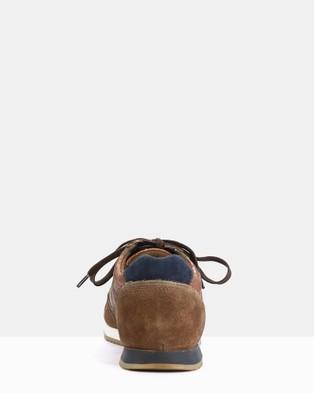 Acton Jones - Sneakers (Brown, Neutrals)