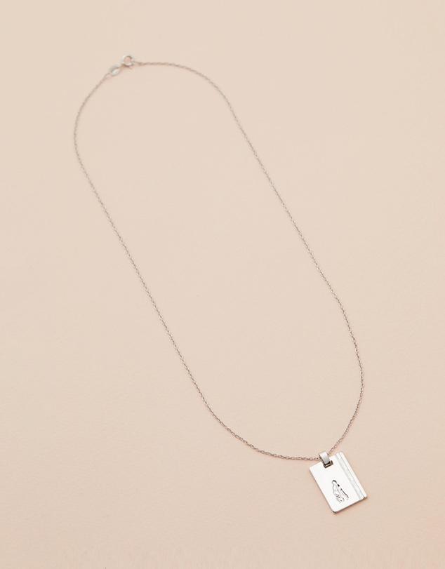 Women Aquarius Star Sign Necklace