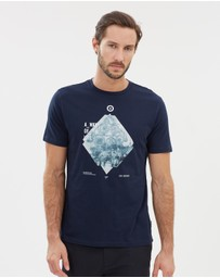 Ben Sherman - A Way Of Life Printed Tee