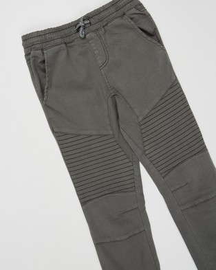 Cotton On Kids Chad Jogger Pants   Kids - Pants (Clive Green)