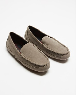 Staple Superior Classic Slippers - Slippers & Accessories (Grey)