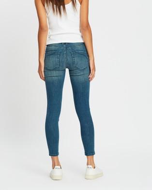 DRICOPER DENIM Lauren Denim Jeans - Crop (Classic Mid)