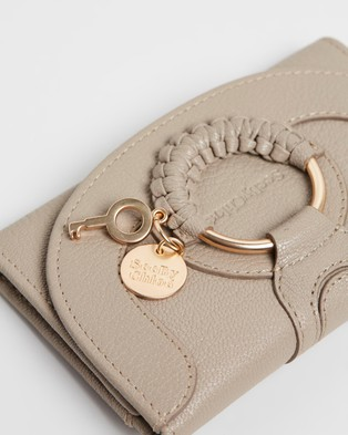 See By Chlo?? Hana Complete Medium Wallet - Wallets (Motty Grey)
