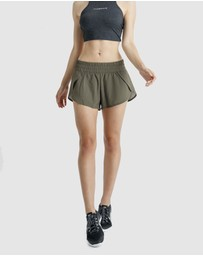 The Brave - Women's Slipstream Shorts