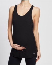 Tully Lou - Define Fitted Maternity Tank