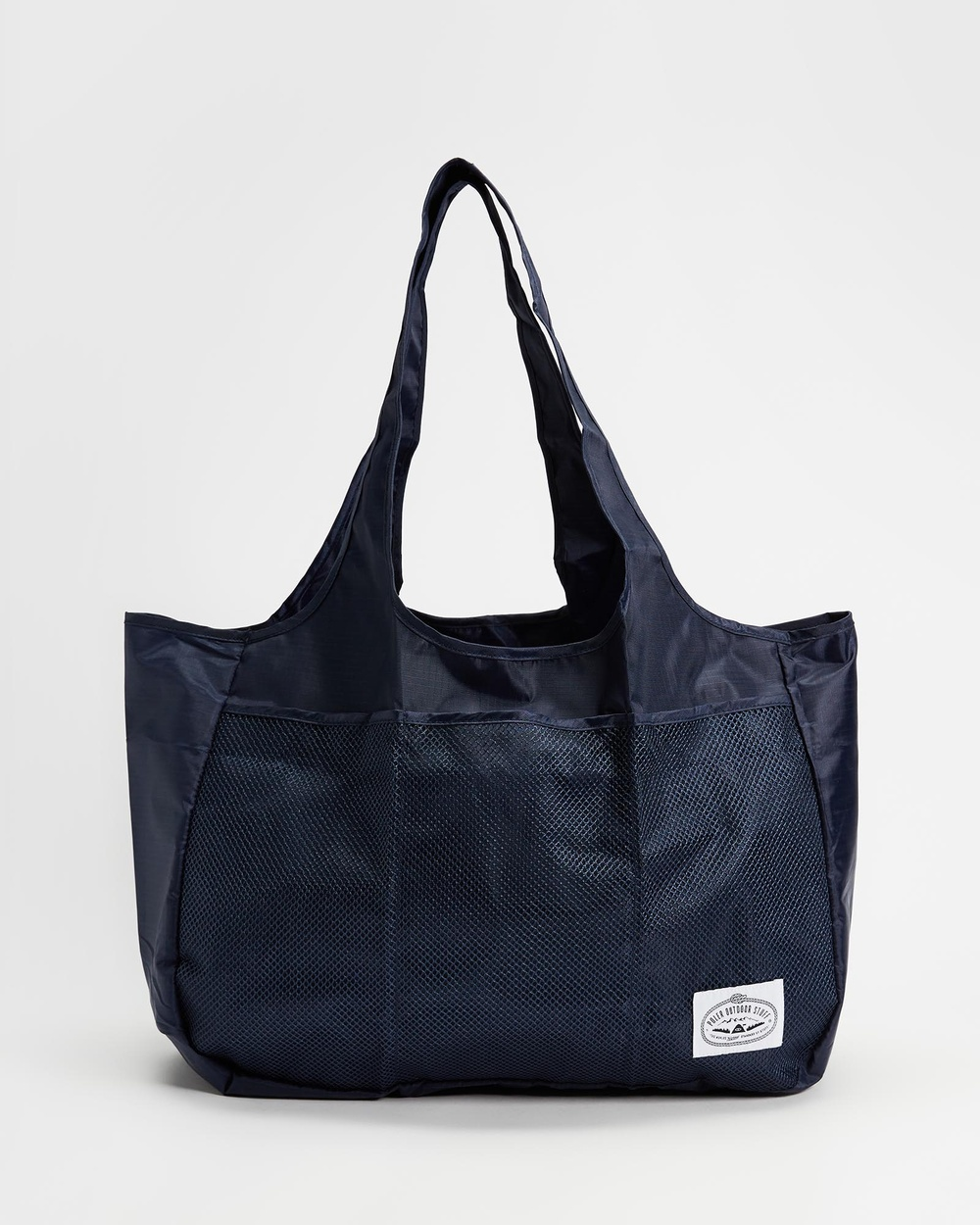 Poler Large Packable Eco Bag Bags Navy