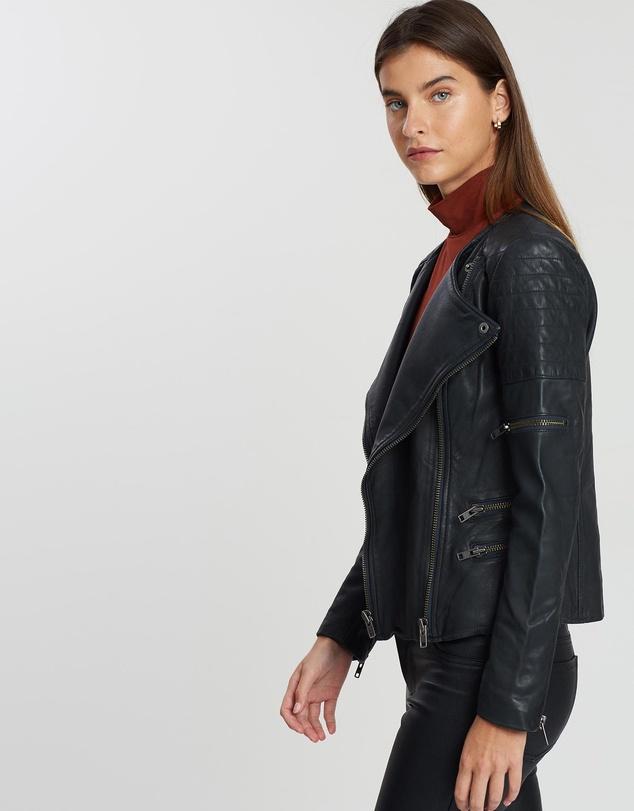 Women Greenwich Street Motor Jacket