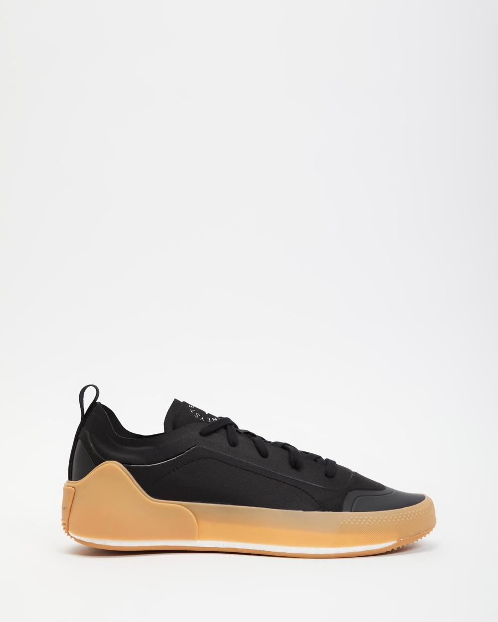adidas by Stella McCartney Treino Shoes Women's Performance Core Black, Core Black & Off White