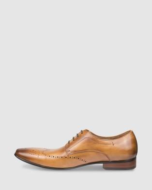Florsheim Astor Wing - Dress Shoes (Tan)