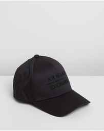 Armani Exchange - Twill Baseball Hat