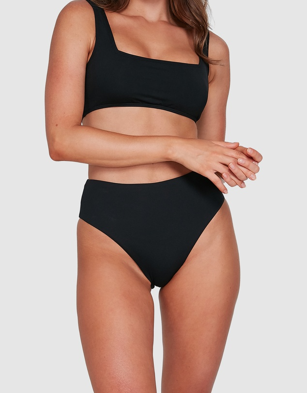 Billabong - Sol Searcher Hi Maui Bikini Bottoms