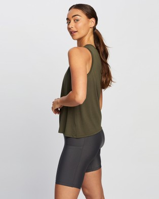 Brasilfit - Olympia Muscle Tee Tops (Light Khaki)