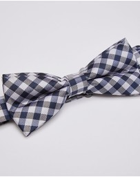 Oxford - Bow Tie Gingham