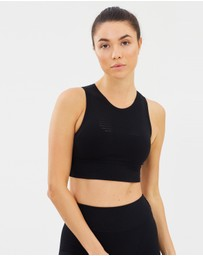 Skins - Seamless Square Sports Bra